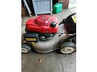 Honda hrg 416 petrol lawn