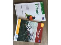 Selection of National5 Biology textbooks £7