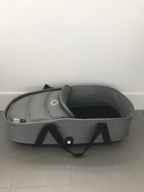 Bugaboo 3 carrycot with adapters