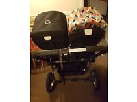 Bugaboo donkey with extras