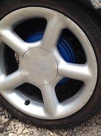 "Ford mondeo alloys 16"""