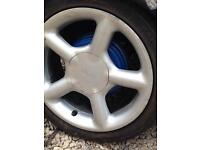 Ford mondeo alloys 16""