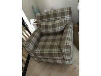 Arm chair from oak furniture land