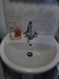 BATHROOM WASH BASIN ----Now FREE to collector