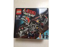 Lego the Lego movie 70801 melting room