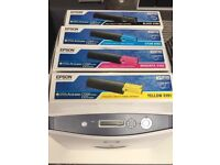 Epson Aculaser C1100 professional office/small business colour printer