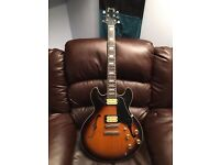 Vintage Ibanez AS50 hollow body(335 copy)