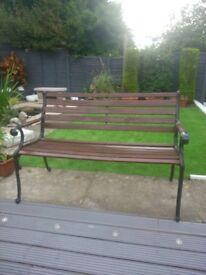 Garden Bench very good condition