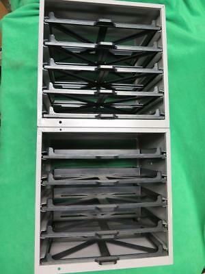 2 Hardware Part Tool Retail 5 Drawer Storage Cabinet Tray Organizer Rack Fixture