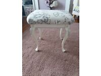 French louie dressing table stool