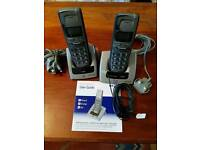 BT Freestyle 710 Twin Handset Cordless Phone
