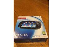 Sony PS Vita In Box