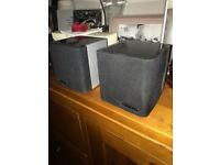 Monitor Audio WS100 wireless speakers