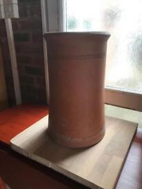 Chimney pot &cowl (Money going to charity)