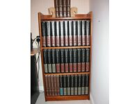 Encyclopaedia Britannica 15th Edition - Volumes 1-19 + Yearbooks - For Sale - as New.