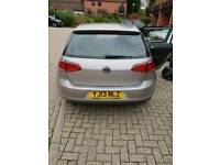 VW GOLF MK7 1.6 BLUEMOTION TDI