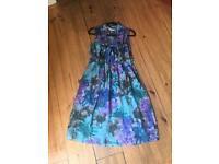 LK Bennett silk dress