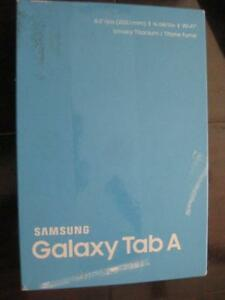 "Samsung Galaxy Tab A. 16GB Tablet. 8"" Touch Screen HD Display. Wifi. Quad Core. Dual camera. Android. Bluetooth. Google"