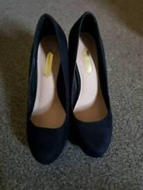 Dorothy Perkins Heels Size 5