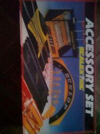 Scalextric Accessory Set.Plus extras.