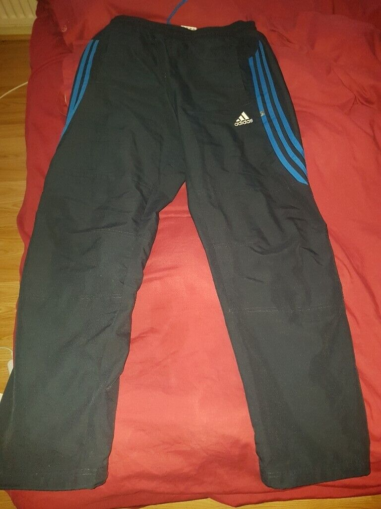 ce88b1adc971 mens adidas tracksuit bottoms size medium