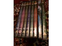 Stargate SG.1 box set and dvds
