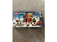 Lego Creator Expert - Winter Village Fire Station 10263