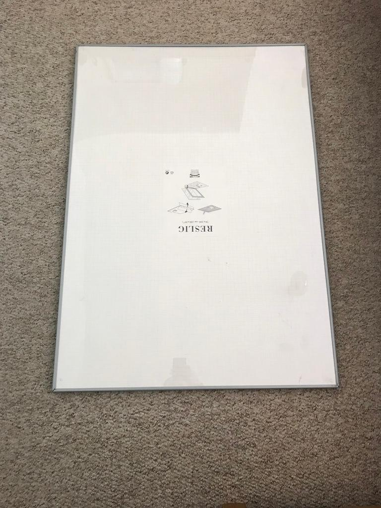 Large Silver RESLIG Ikea Frame | in Kidsgrove, Staffordshire | Gumtree