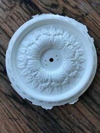 38cm plaster ceiling rose