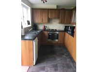 Kitchen for sale...all units including gas hob, oven,sink and larder cupboard complete with racking