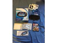 Ps vita 16gb boxed offers or swaps