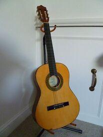 Herald classical guitar 3/4 size