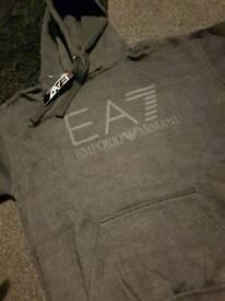 EA7 brand new hoodie
