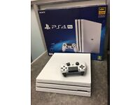 Sony Playstation 4 Pro 1TB Boxed With 1 Controller & Ghost Recon Game