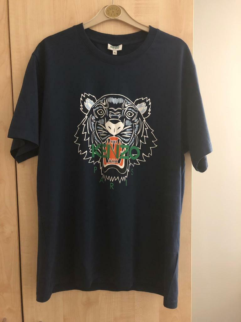 d39aa2e5168 Kenzo Classic Tiger T shirt XL *BRAND NEW* | in Wolverhampton ...