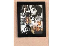 John Lennon framed photo / picture.