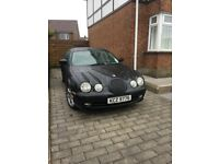 Jaguar S-Type 3.0 V6 Sports 4 D Auto Black 2001
