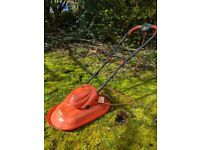 FLYMO MICRO LITE CORDED SAFETY HOVER LAWNMOWER