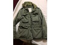Ralph Lauren military styled coat