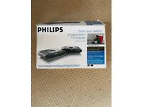 Phillips wireless TV link which can link two devices simultaneously.