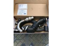 Fiesta st180 boost pipes