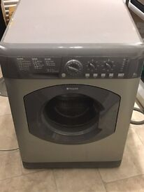 Hotpoint Washing Machine HE8L493G (Door interlock fault! for spares & repair)
