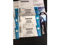 2 Killers tickets liberty stadium Swansea.
