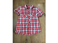 Boys short sleeved shirt from H&M, size 13-14 years
