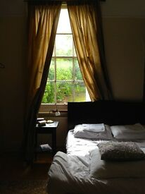 Lovely, sunny furnished 1 BR flat in Seven Dials for let or sharing
