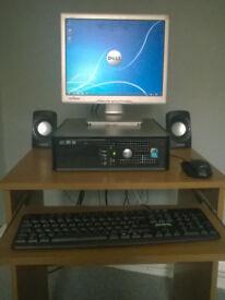 dell optiplex full setup pc