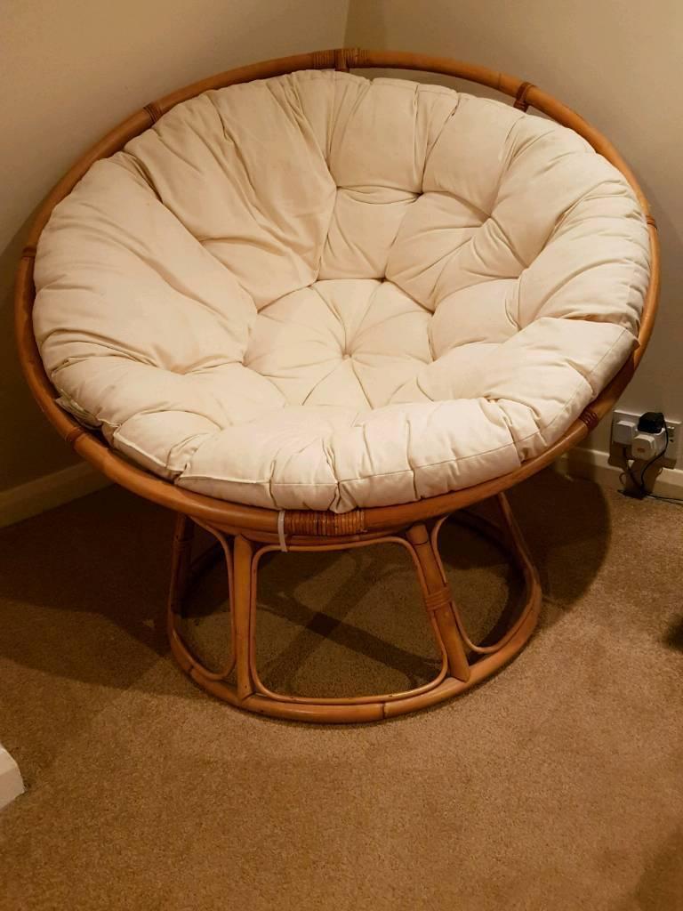 Papasan Chair In Sevenoaks Kent Gumtree