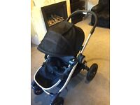 Baby Jogger city Select double pushchair blank, from birth, very clean in full working order