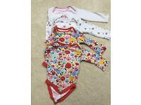 6-9 mths girls clothes bundle