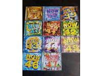 11 Now that's what I call music cd's